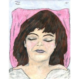 Paul Humphrey: Molly Asleep