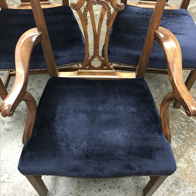 Chippendale Style Chairs - Set of 8 - Image 11 of 11