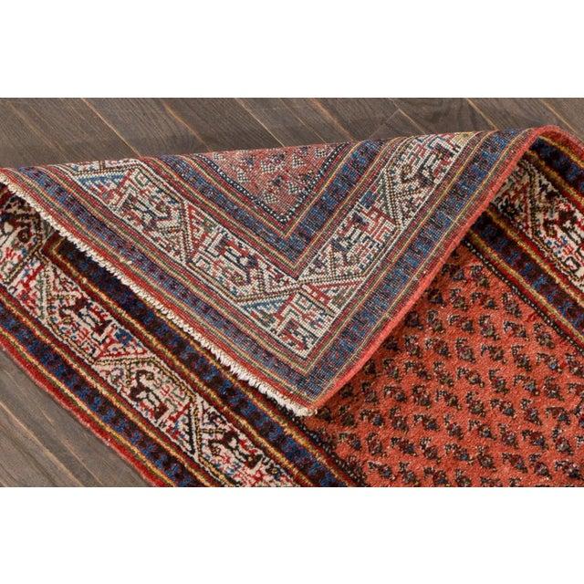 "Islamic Persian Hamadan Rug, 2'8"" x 4'5"" For Sale - Image 3 of 5"