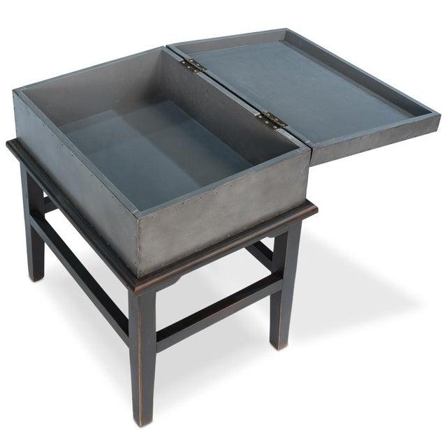 Sarreid Ltd. Afellay Side Table - Image 6 of 6