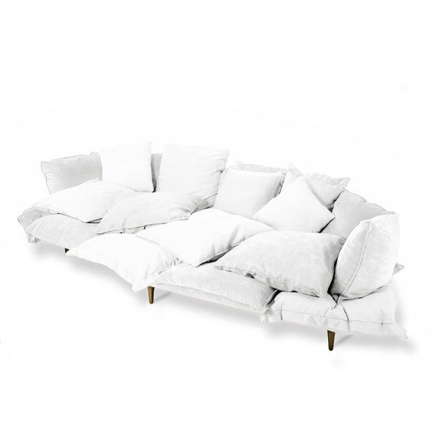 Contemporary Seletti, Comfy Sofa, White, Marcantonio, 2017 For Sale - Image 3 of 5