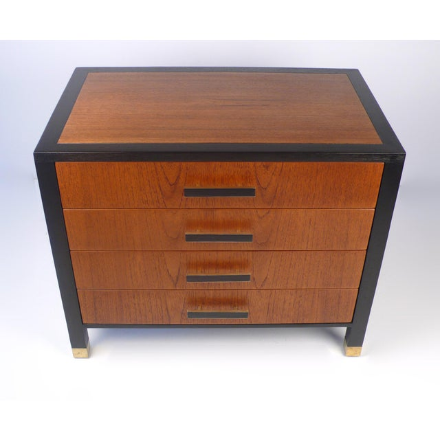 Modern Harvey Probber Chest Nightstand For Sale - Image 3 of 7