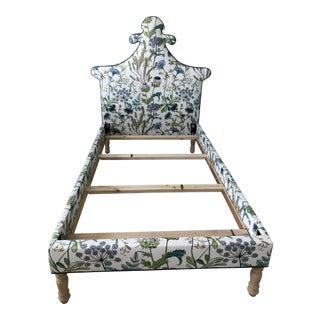 Hallman Twin Upholstered Bedframe