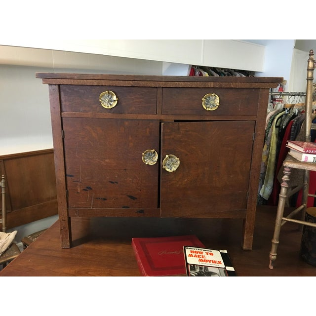 Vintage Entry Way Table - Image 2 of 3