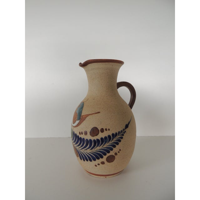 Large Mexican Tonala Water Jug. For Sale In Miami - Image 6 of 6