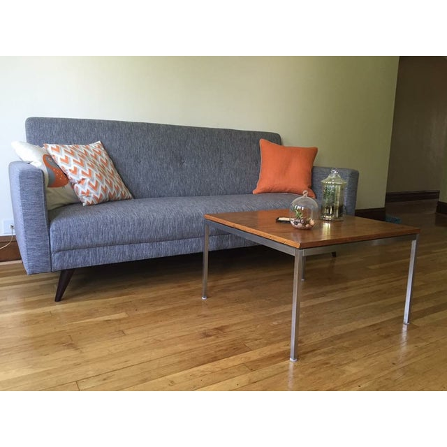 Knoll Square Coffee Table - Image 4 of 7