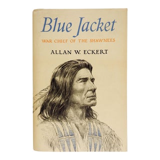 Blue Jacket: War Chief of the Shawnee Book For Sale