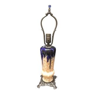 Vintage Circa 1950s Murano Art Glass Lamp