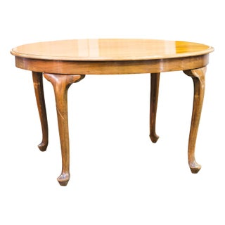 Walnut Dining Table For Sale