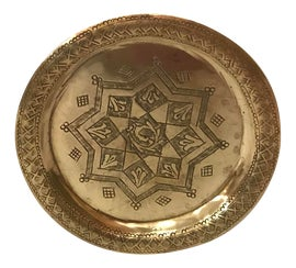 Image of Brass Decorative Plates