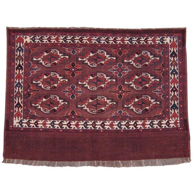 """Antique Turkmen """"Chuval"""" For Sale"""