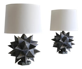 Image of Brutalist Table Lamps