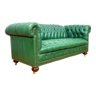 Vintage Used Tufted Couches Sofas For Sale Chairish