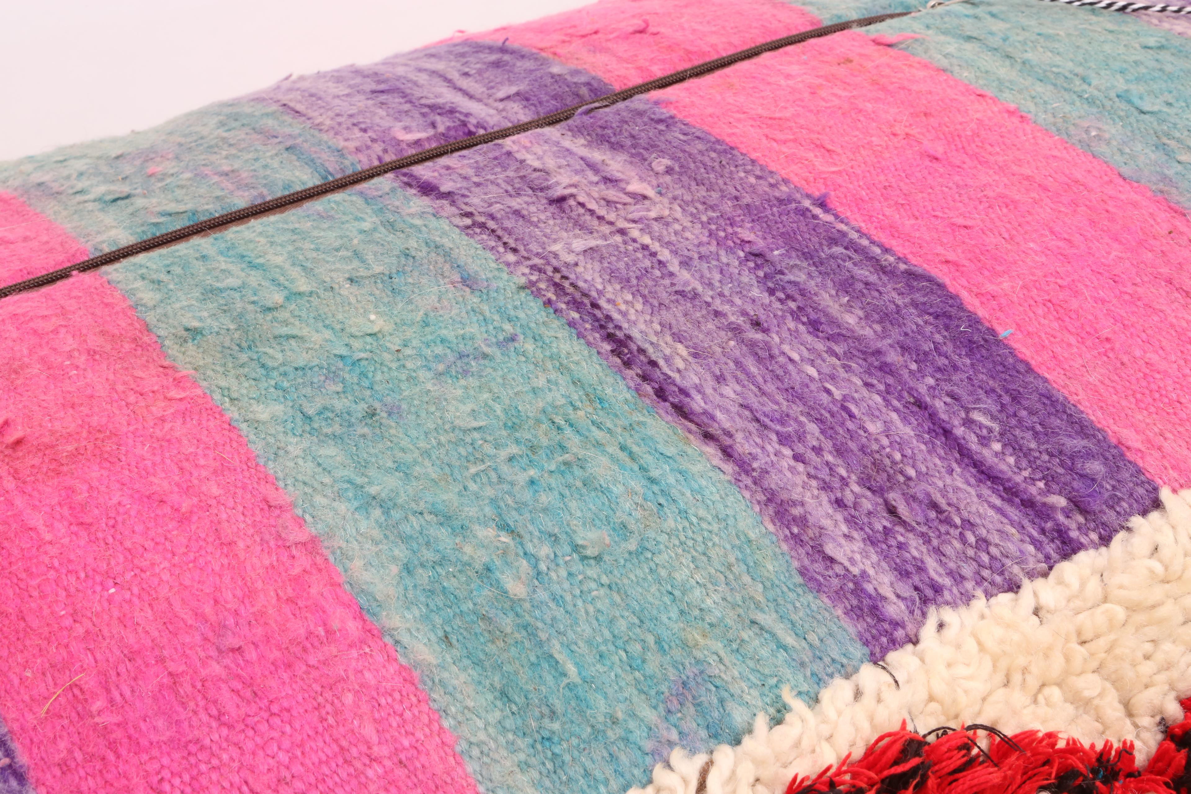 how to make morrocan floor pillow