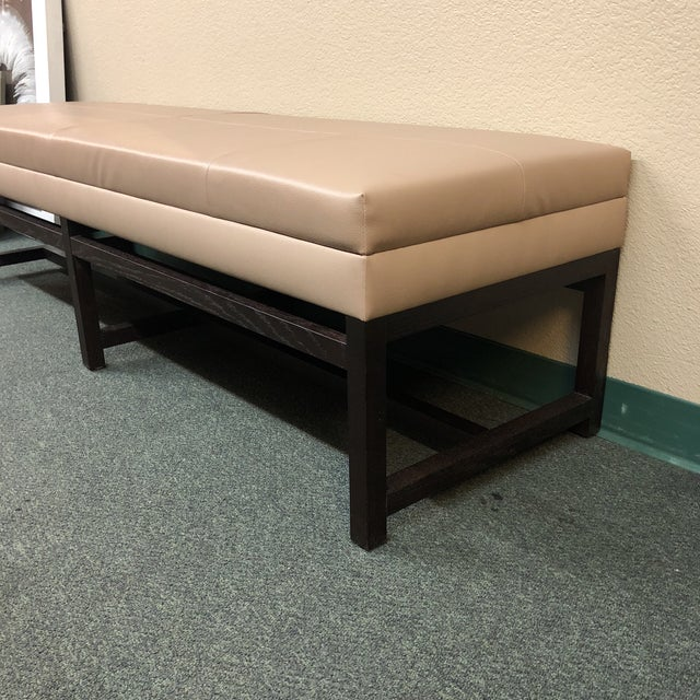 Room & Board Upholstered Bench - Image 7 of 8