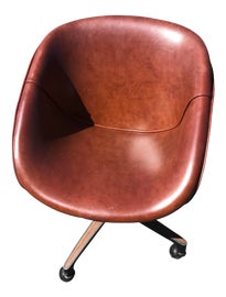 Image of Vinyl Tub Chairs