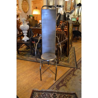 Vintage Industrial Age High Back Swivel Dentist Chair Preview
