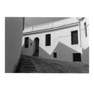 """""""Shadows on Tinos, Greece"""" Original Architectural Photograph by Louise Weinberg For Sale"""