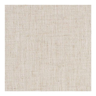 Bernhardt x Chairish Sample - Oatmeal Linen For Sale