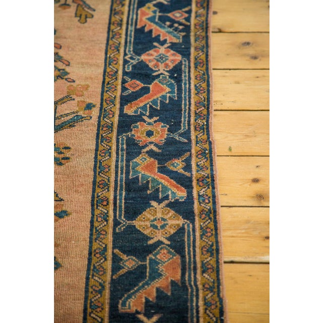 "Antique Lilihan Square Rug - 5' X 5'9"" - Image 7 of 9"