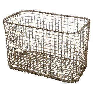 JW Wire Basket For Sale