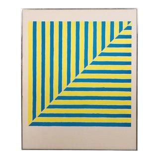 Untitled (Rabat)- from Ten Works by Ten Painters portfolio