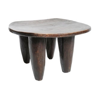 Senufo Stool For Sale