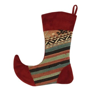 Kilim Christmas Stocking | Jagger