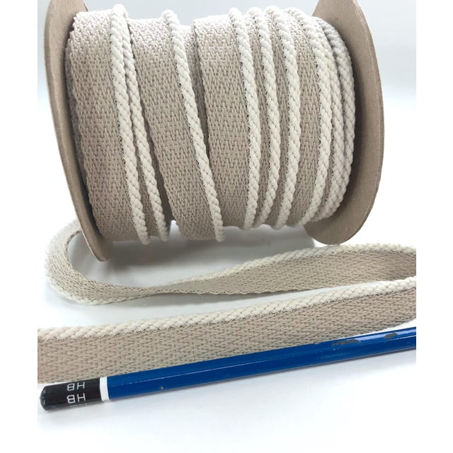 """Indoor/Outdoor 1/8"""" Cable Cord Trim For Sale - Image 4 of 10"""