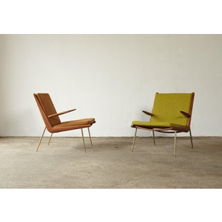 1960s Vintage Peter Hvidt & Orla Mølgaard-Nielsen Boomerang Chairs - a Pair Preview