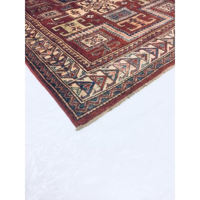 "Leon Banilivi Khotan Ghanzi Wool Rug - 3'9"" X 6'3"" For Sale In New York - Image 6 of 7"