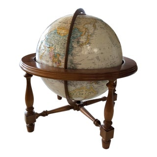 Vintage Replogle World Classic Series Globe For Sale
