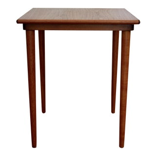 Minimalist Teak Danish Modern Table