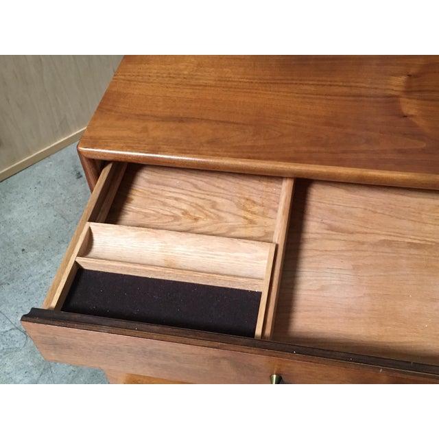 Wood Kipp Stewart and Stewart MacDougall for Drexel Declaration Dresser For Sale - Image 7 of 10