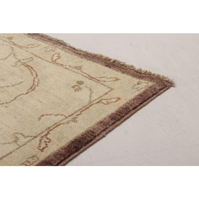"""Traditional Classic Hand-Knotted Rug, 9'1"""" X 11'10"""" For Sale - Image 3 of 6"""