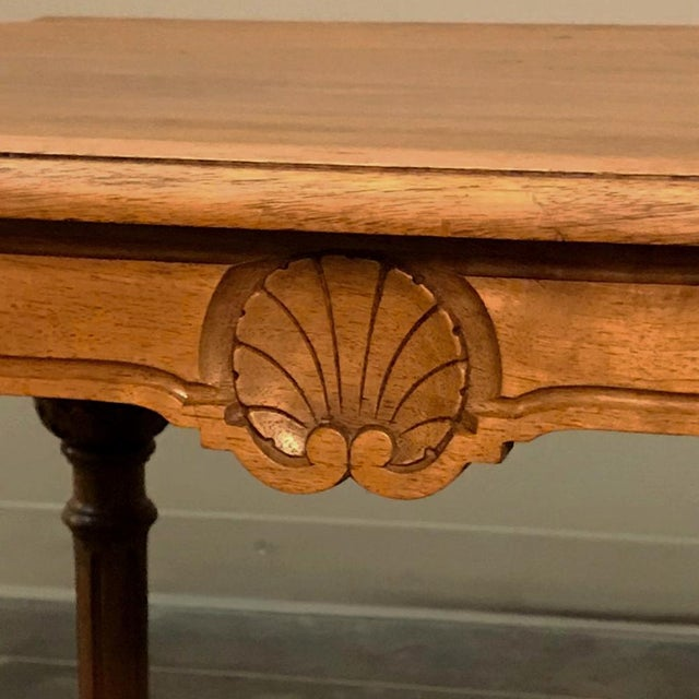19th Century French Neoclassical End Table Ca. 1880 For Sale In Baton Rouge - Image 6 of 12
