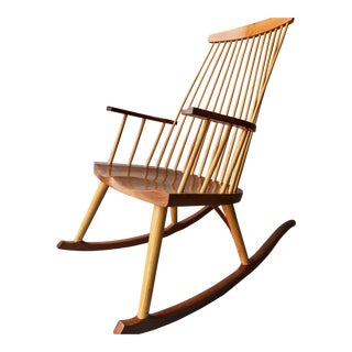 Thomas Moser Rocking Chair Mission Primitive Shaker