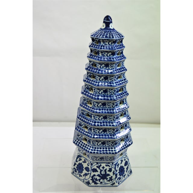 Ceramic Bungalow 5 Heavens Tower For Sale - Image 7 of 10