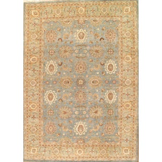 """Pasargad NY Original Hand-Knotted Farahan Rug - 9' x 12'8"""" For Sale"""