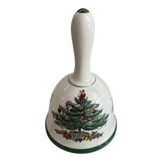 Spode Christmas Porcelain Bell For Sale