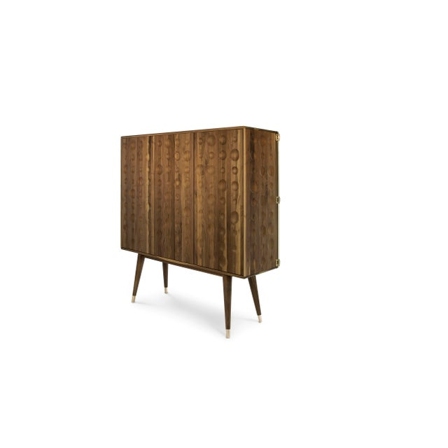 Mid-Century Modern Monocles Cabinet From Covet Paris For Sale - Image 3 of 5