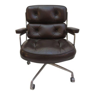 Charles and Ray Eames Time Life Chair by Herman Miller