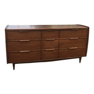 Mid Century Kent Coffey the Cadence Dresser Credenza For Sale