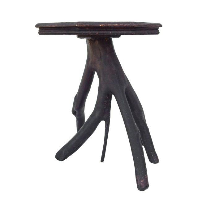 Folk Art Twig Table - Image 3 of 10