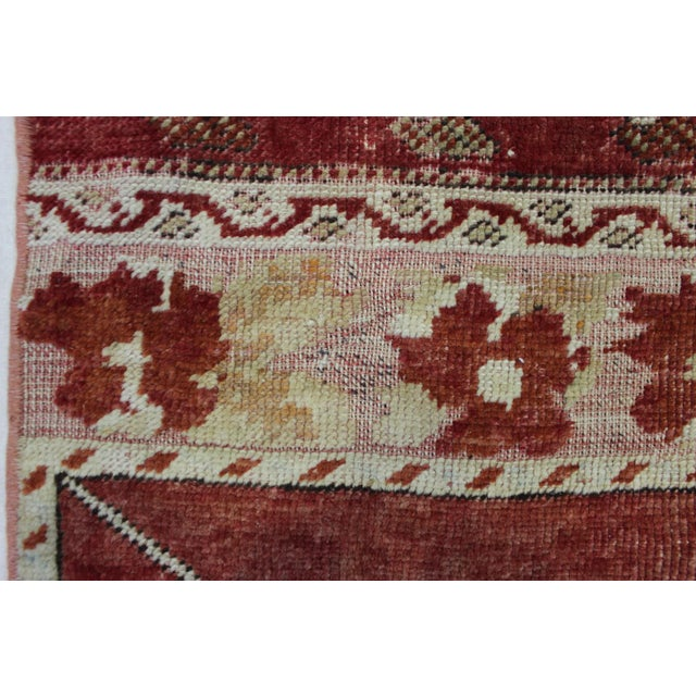 "Vintage Turkish Anatolian Runner - 2'10"" X 13' - Image 6 of 7"