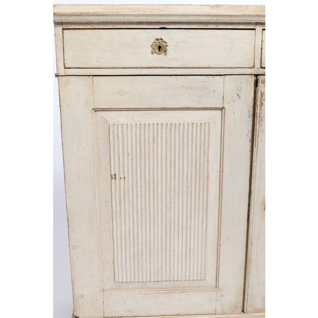 Early 19th Century Early 19th Century Gustavian Sideboard For Sale - Image 5 of 9