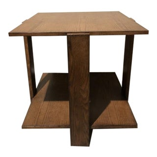 Century Furniture Piedmont Chairside Table For Sale