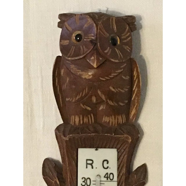 Black Forest Thermometer Wall Decoration - Image 3 of 4