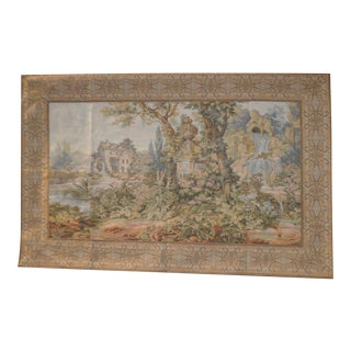 Renaissance Style Wall Tapestry For Sale