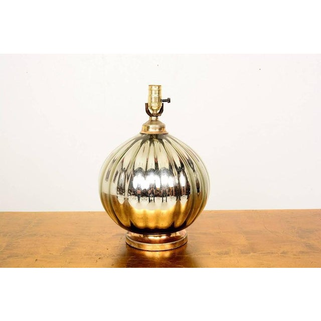 1950s Mexican Modernist Mercury Table Lamp #2 For Sale - Image 5 of 5